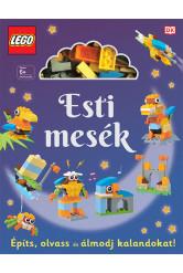 LEGO Esti mesék - Építs, olvass és álmodj kalandokat!
