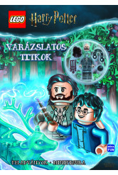 Lego Harry Potter - Varázslatos titkok - Sirius Black minifigurával - LEGO Harry Potter