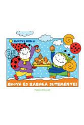 Bogyó és Babóca süteményei (új kiadás)
