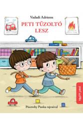 Peti tűzoltó lesz (2. kiadás)