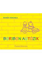 Boribon autózik (új kiadás)