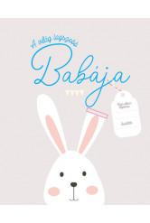 A világ legszebb babája - Emlékkönyv