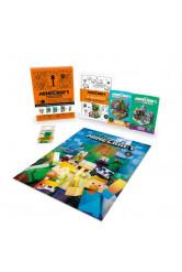 Minecraft : Teljes gyűjtemény a kreatív módhoz (doboz)