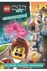 LEGO Hidden Side - Szellemriadó /Ajándék Jack minifigura