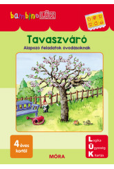 Tavaszváró - Alapozó feladatok óvodásoknak /Bambino LÜK