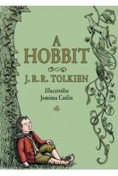 A hobbit - Jemima Catlin illusztrációival