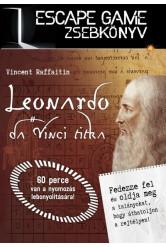 Leonardo da Vinci titka - ESCAPE GAME ZSEBKÖNYV - 60 perce van a nyomozás lebonyolítására!