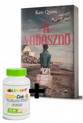 A vadásznő + LenaVit C1000 + Cink + D3 /2000 NE/ + 100 mg csipkebogyó csomag