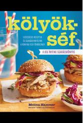 Kölyökséf - A kis ínyenc szakácskönyve