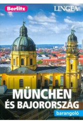 München és Bajország /Berlitz barangoló