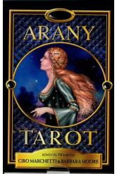 Arany Tarot - Könyv és 78 kártyalap