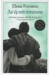 Az új név története - Nápolyi regények 2. (3. kiadás)