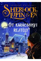 Sherlock, Lupin és én - Öt karácsonyi rejtély (e-könyv)