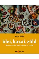 Idei, Hazai, Zöld - 48 szezonális zöldségkrém és snack