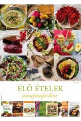 Élő ételek ünnepnapokra - Öröknaptár (extra nagy méret)