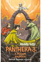 Panthera 3. - A párduc hazatér (új kiadás)