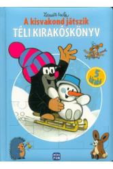 A kisvakond játszik - Téli kirakóskönyv /5 kirakó (3. kiadás)