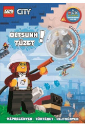 Lego City: Oltsunk tüzet! - Freya minifigurával