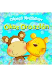 Csipogó fürdőskönyv - Okos Oroszlán