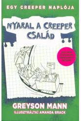 Nyaral a creeper család /Egy creeper naplója 6. - Egy nem hivatalos Minecraft regény