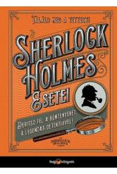 Sherlock Holmes esetei - Derítsd fel a rejtélyeket a legendás detektívvel!