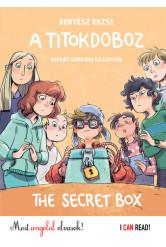 A titokdoboz - The secret box /Most angolul olvasok! - I Can Read