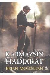 Karmazsin hadjárat /Lőpormágus trilógia 2.