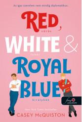 Red, White, + Royal Blue - Vörös, fehér és királykék