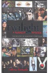 TWILIGHT - A RENDEZŐ NOTESZE /ÍGY KÉSZÜLT AZ ALKONYAT CÍMŰ FILM!