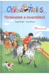 Történetek a lovardából /Olvasó tigris