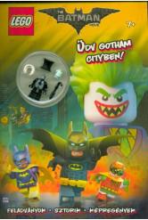 Lego Batman - Üdv Gotham Cityben! /Ajándék minifigurával