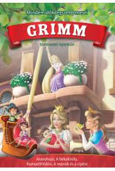 Grimm: Aranyhajú - Minden idők legszebb meséi