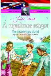 Klasszikusok magyarul-angolul: A rejtelmes sziget