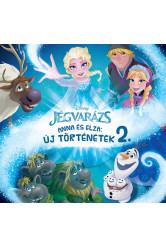Jégvarázs: Anna és Elza - Új történetek 2. (új kiadás)