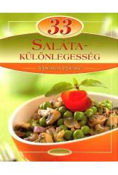 33 salátakülönlegesség /Lépésről lépésre
