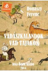 Vadászkalandok vad tájakon (e-könyv)