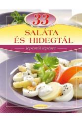 33 saláta és hidegtál /Lépésről lépésre