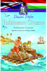 Klasszikusok magyarul-angolul: Robinson Crusoe