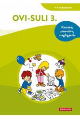Ovi-suli 3. – Keresés, párosítás, megfigyelés - 4-6 éveseknek - Ovi-suli