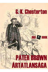 Páter Brown ártatlansága (e-könyv)
