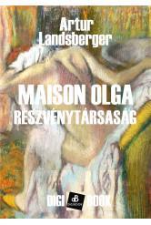 Maison Olga részvénytársaság (e-könyv)
