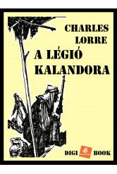 A légió kalandora (e-könyv)