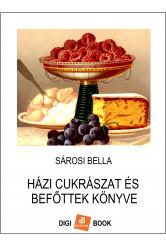Házi cukrászat és befőttek könyve (e-könyv)
