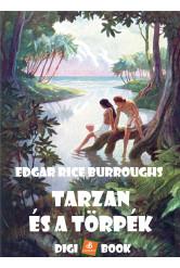 Tarzan és a törpék (e-könyv)
