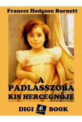 A padlásszoba kis hercegnője (e-könyv)