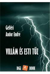 Villám és esti tűz (e-könyv)