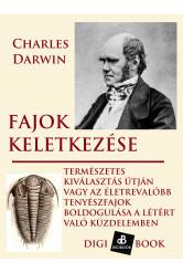 Fajok keletkezése természetes kiválogatódás útján (e-könyv)