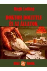 Doktor Dolittle és az állatok (e-könyv)