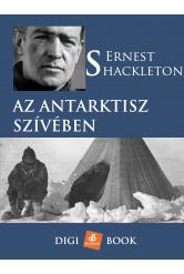 Az Antarktisz szívében (e-könyv)