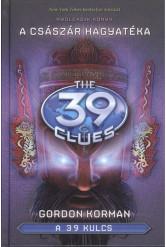 The 39 Clues - A 39 kulcs 08. /A császár hagyatéka